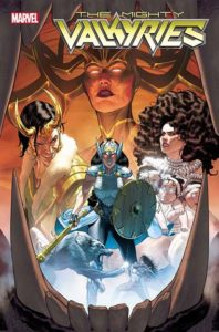 The Mighty Valkyries Marvel