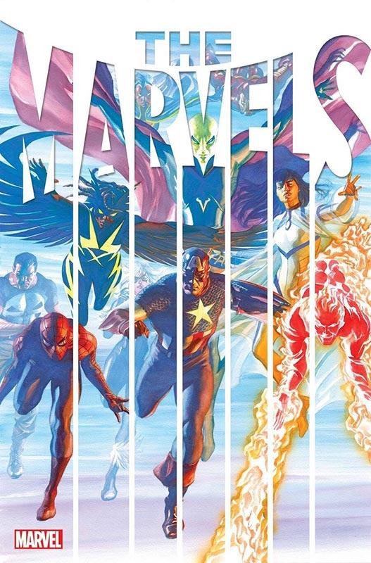 THREADNEEDLE the marvels comics