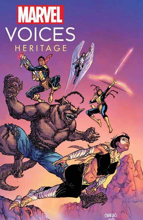 marvel voices heritage
