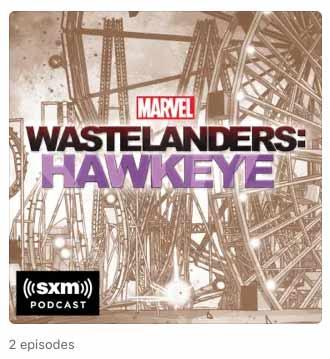Marvel's Wastelanders: Hawkeye