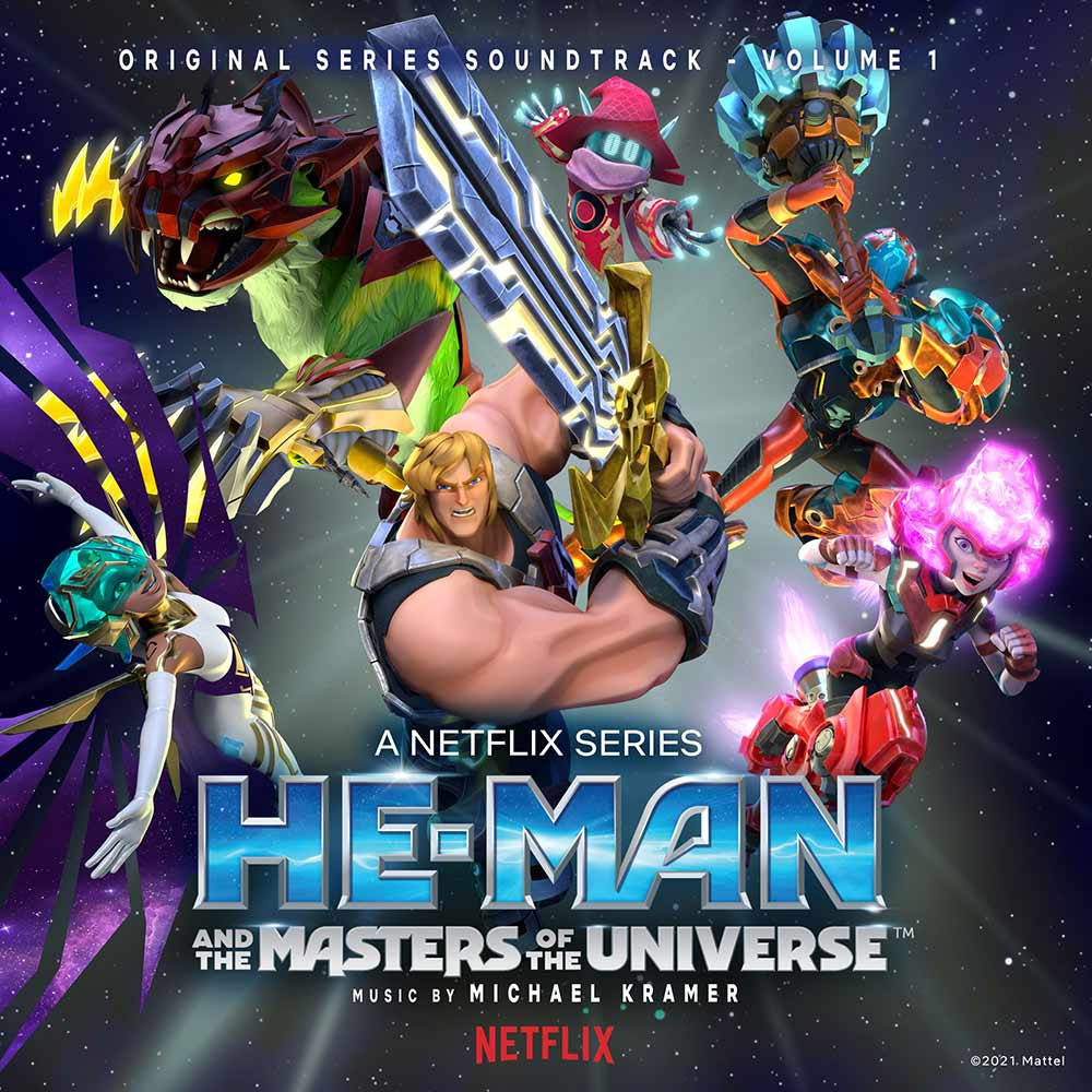 he man and the masters of the universe michael kramer neflix