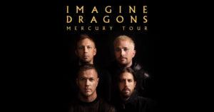 imagine dragons mercury tour 2022