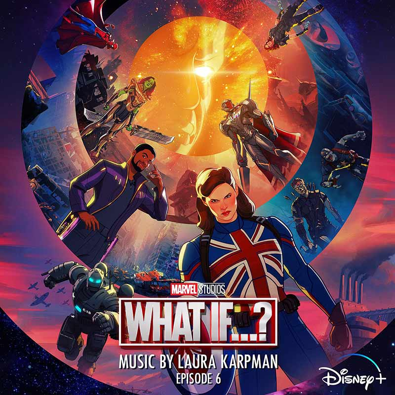 what if marvel studios soundtrack laura karpman disney