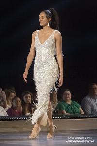 Kára McCullough Miss USA 2017